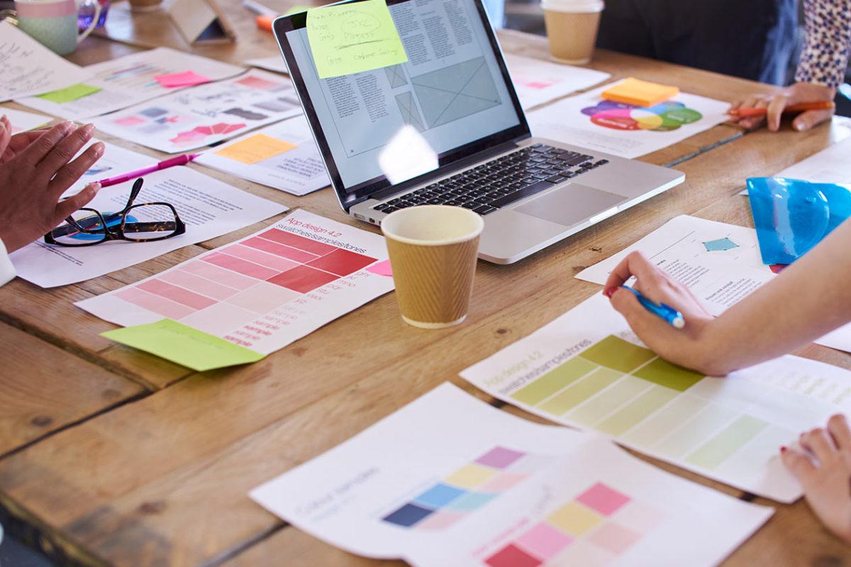 Webdesign, Corporate Design, Printdesign in Konstanz und Umkreis