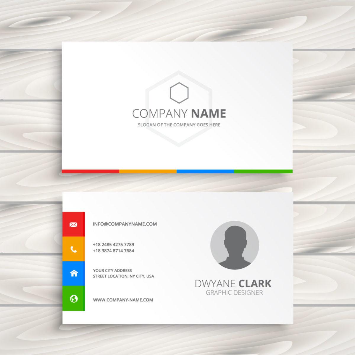 Visitenkarten Design und Druck