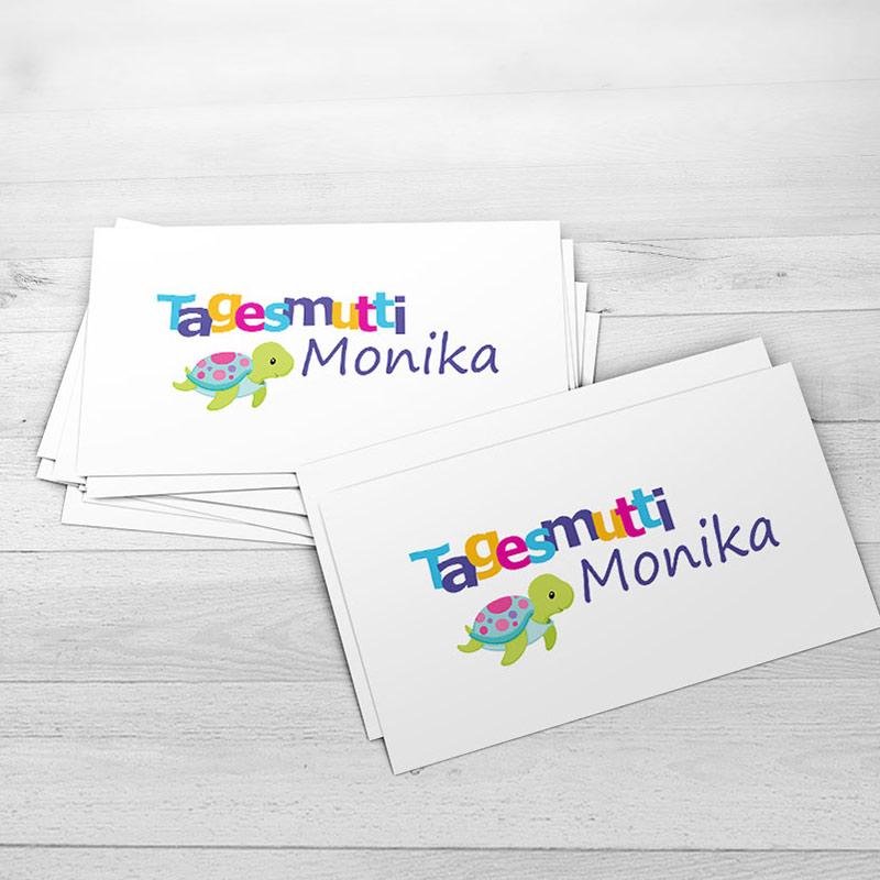 Logo Design Tagesmutter Konstanz Jesana Media