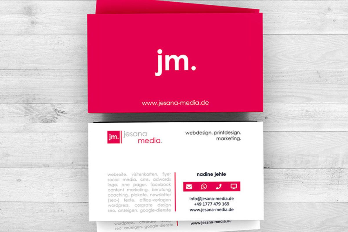 Printdesign Archive Seite 2 Von 2 Jesana Media